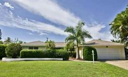Nicely Updated Three Bedroom Pool Home just a short walk to the the Beach and the Naples Beach Club. Located just 3 blocks from the beach, this home is situated on a large 95 x135 lot in the heart of Olde Naples. The open main living areas have been