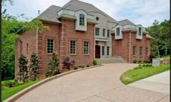 Spectacular luxury home across from Richland Country Club with great view. Hardwoods on entire 1st & 2nd floor (incl all BRs!). ONE YEAR WARRANTY! Ideal lot for infinity pool (full daylight basement = perfect pool house/rec area!). More photos to