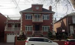 Exceptional 2 Family Mini-Mansion In Prime Dyker Heights. This Mini-Mansion is Perfect For Those Seeking To Experience the Tremendous Quality Living Dyker Heights/ Brooklyn Has To Offer Recent improvements Have Been Made to Enhance The Living Experience.