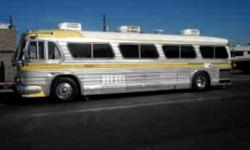 this bus has been redone from the tires upnew engine 9,000new tranny 8,000new tires 5,000the inside was made to look like a yacht new shocks 5,000new fluids and much morejust resently blew out the engine cooler had the mechanic look at it he said with