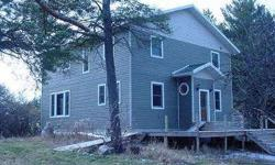 Here is a beautiful bank owned home that just needs a little finishing work to complete it. The home features big rooms, wide hallways, high ceilings, 2 decks and a great layout! The home sits on a 2.11 acre lot that has easy access off of Monheim Road.