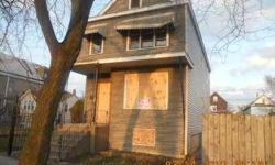 MUST SEE! ! ! SPACIOUS 2 FLAT 2 BEDROOMS 1 BATH IN BOTH UNITS HAS GREAT POTENTIAL! Owner occupant offers considered first 15 days prior to investor offers Buyer is responsible for survey and taxes prorated at 100% Listing originally posted at http