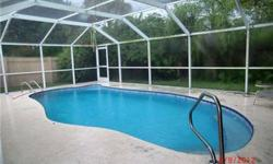 Cute 3 bedroom 2 bath cozy pool home in Naples Park. Great rental potential. Short Sale.