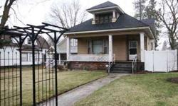 Early 1900's character and charm. This newly remodeled 4 bdrm 2 Full bath Craftsman boasts 3 family rooms, a full partially finished basement. Hardwood floors throughout & formal dining room. Fenced backyard with sprinkler system and garden.Listing