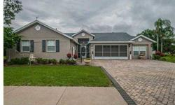 If you are looking for a SPACIOUS OPEN home, look no more. This Immaculate home features 3 Bedrooms all with private bathroom, a media or bonus room with another bathroom and more. The master suite has dual free standing vanities with granite tops a corne