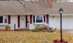 In the heart of the village... Demand neighborhood, walkable distance to schools, 1 1/two level on lovely level lot, features two fireplaces. Laminate and hard wood floors, newer windows and roof. Lower level ready to finish. Enjoy!Kris Lindahl is showing