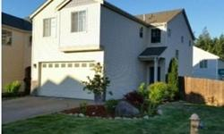 Move in ready 2008 home with LOTS of upgrades! The open floor plan is great for entertaining and family living. Keep cool in the summer with AC! Brand new flooring throughout, fenced yard with landscaping, sprinklers, and garden boxes. Brand new stainless