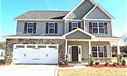 A spacious home isn't the only thing this hometown builder has to offer; built wright construction of rockfish equals quality in the construction of not just your house, but your home home offers 5 bedrooms, 3 & 1/2 bathrooms, dedicated dining area area,