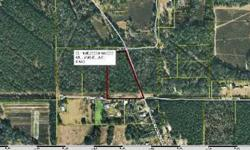 Here is your chance to own acreage! 5.10 acres in monticello, florida.