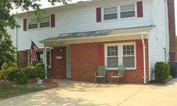 Lovely and well maintained home with updated baths and kitchen. Living room has bay window and dining room has green house window. Freshly painted and immaculate hardware floors under carpet on the upstairs, large sunroom, converted garage, storage shed,