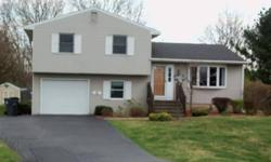 Meticulously cared for home from original owner. BRIGHT and appealing floor plan, family friendly neighborhood, newer roof, kitchen and large 4 season sun room addition. In ground pool! This home is perfect for family living as well as entertaining... A