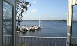 Gorgeous views of the East Bay from your patio, master bedroom balcony (2nd floor), the loft level roof terrace (3rd floor), a private boat slip - this waterfront townhouse in a small subdivision across from Hidden Creek golf course is waiting for you!!!