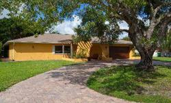 This gorgeous, charming 3 bedroom home has beautiful garden views and much privacy. This outstanding Lely residence has been nicely renovated with new kitchen, modern baths, marble showers, clean lines and a tropical décor. Great location, centrally