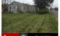 Three beds, 1.5 bathrooms on a large corner lot. This fixer has a nice kitchen with beautiful granite countertops, renovated roof, insulation, furnace, vinyl dbl pane windows, kitchen & bathroom fixtures. Bruce Lockhart is showing 2918 McLeod Rd in
