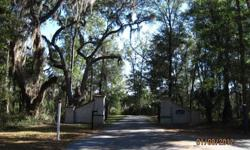 $ 24,000 1.28 Acres Beautiful Coastal Georgia Lot This is your opportunity to own a large lot located on the beautiful Georgia coast. The property is located on Tolomato Island in a prestigious gated community with deep water access. You will enjoy a