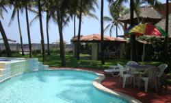 BEACH HOUSE FOR SALE AT EL SALVADORBeautiful 3,000 sq ft family beach house 15 minutes from El Salvador international airport. Located in a private and secure beach area in Cangrejera you will find a fully furnished beach house with a new modern kitchen,