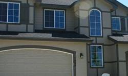 The Winslow by Greenstone Homes. A 4BD/2.5BTh 2746 2-story home w/ 3car garage boasts plenty of space & tons of fabulous upgrades! Lovely tile entry with soaring open-to-below ceiling welcomes yout to this home. Kitchen features SS appliances, designer
