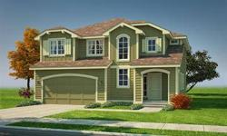 The Winslow by Greenstone Homes. 4BD, 2.5BTh, 2746 sq ft w/ 3car garage. Lovely tile entry welcomes you to this home. Open kitchen floorplan w/ informal eat space, Silestone counters, island w/ pendant lighting, SS appliances & quality slide-in range.