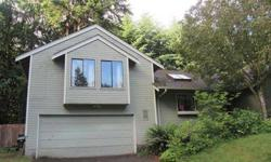 3 bed, 2 bath, 1856 sq ft home on private, corner, .31 acre lot. A great room concept in an older home with kitchen and dining area adjoining the living area with a wood burning stove. The master bedroom has a large walk-in closet. Large bonus room and