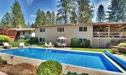Great Up-dated Rancher in Fairwood with a pool. Mead SchoolsListing originally posted at http