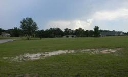 Beautiful corner lot to build your home on. Nice and highListing originally posted at http