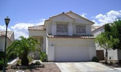 FSB not working so I listed it with Steve. 702-521-8143 if you have questions. Two story home, large covered patio and sparkling pool, gated community in Summerlin. Eat in kitchen and formal dining. In door laundry. Fireplace. 3 bd, 2.5 bath. Newer paint
