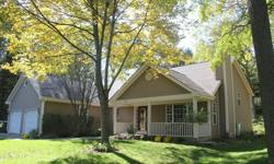 This is a must see! Remarkable four bedroom, 2.5 bath home sits on a beautifully landscaped yard on a cul-de-sac. Great home for entertaining! The large kitchen/dining room is open to the family room with fireplace. Vaulted ceilings, hardwood floors,