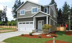 Harvest the fall savings! All pre-sale homes offer $5000 reduction off list price or towards upgrades! Stephanie Johnson has this 3 bedrooms / 2.5 bathroom property available at 6989 Rocklin Avenue NE in Bremerton for $269950.00. Please call (253)