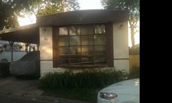 FORGET ABOUT A MORTGAGE OR RENT! Purchase the deed for a pristine 925 sq ft. 2 bedroom 1 bathroom mobile home in Des Plaines IL. Great starter home for a young family or anyone close to retirement! Recently renovated flooring and updated washing machine.