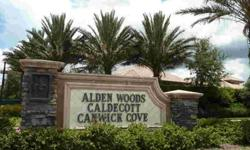 Nearly new and ready for immediate occupancy first floor coach home at one of Naples hottest selling communities, Lely Resort. This Alden Woods coach home has over $30,000 in upgrades including large tile on the diagonal, granite counters throughout,