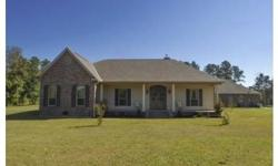 Exquistely done! This is more than a home, it is a retreat! Diana Bye is showing this 3 bedrooms / 2 bathroom property in Amite. Call (504) 722-8137 to arrange a viewing.