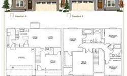 Our basalt plan is 1 of our largest homes & includes the latest in comfort w/ open concept living, nook & kitchen, dedicated dining area, den, enormous bonus room/fourth bedroom option & large master suite. Stephanie Johnson is showing this 4 bedrooms /