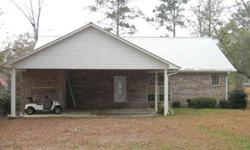 GANTT LAKE STEAL OF A DEAL BEAUTIFUL COVERED ROCKING CHAIR PORCH OVERLOOKING GANTT LAKE. BRICK HOME WITH OPEN FLOOR PLAN, VAULTED CEILING, LARGE WINDOWS, AND CERAMIC TILE THROUGH OUT. HOME IS IN SAME CONDITION AS THE DAY IT WAS BUILT. DOCK & BOATHOUSE