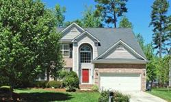 Open floorplan w/ vaulted Family Rm and 1st Floor Master Suite. Lrg Kitchen w/ solid surface countertops, Bosch dishwasher, Breakfast area, Butlers nook, & Formal Dining. Hardwoods on most of main level. 4 Lrg bdrms plus spacious loft. Relax on the deck &