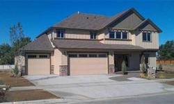 Gorgeous new construction in The Estates at Rocky Ridge, a neighborhood of luxury homes on Spokane's north side. This 5 BR, 3 BA Craftsman offers an open floor plan w/ high ceilings, a spacious great room for entertaining, & both formal & informal dining