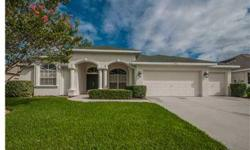 Active with contract. MODEL PERFECT 4Br/3Ba + Bonus home in gated Fox Wood community, one of Trinity's best neighborhoods. A columned porch and open foyer greet you as you enter the residence. Living Room with crown molding and Dining Room with crown mold