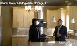 Hasani Steele of RE/MAX Premier Properties and the Steele Consulting Group shows us a wonderful home in Hyde Park.The family room is the perfect spot to lounge or entertain, with built-in surround sound. The home has a unique floor plan and is a great