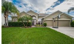 Active with contract. Gorgeous 4BR/3BA/Den home on large 1/3 acre lot in gated Fox Wood community, one of Trinity's best neighborhoods. As you enter, prepare to be impressed by stunning Brazilian Tigerwood floors extending from Foyer through Living Room,