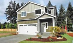 One of our largest plans! Fantastic value! Includes the latest in comfort w/ open concept living, dining & kitchen, loft space & large master suite. Stephanie Johnson is showing this 4 bedrooms / 2.5 bathroom property in Bremerton. Call (253) 225-3804 to