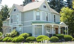 """Absolutely one of kind on the historic register. """"The Dwight House"""", This Queen Ann Victorian is special. Large living room, formal dining and parlor. The backyard has plenty of space for a large garage. Very private and comes with grape arbor and garden"""