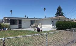 Well maintained 3 bed/2 bath cozy house w/ large corner lot. Open kitchen connected to dining and living room, double car garage. The location is very convenient to freeway, shopping and schools. Please do not disturb tenants.Listing originally posted at