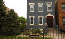 Superb price on this vintage 2 flat. Long-term family has owned this building and has put a lot of work into maintaining the property. Matt Laricy has this 4 bedrooms / 2 bathroom property available at 923 South Bell Ave in Chicago, IL for $299999.00.