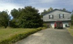 2 story house. Fixer upper. 417-770-3753