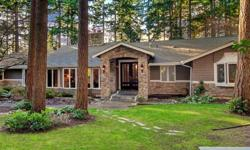 Impressive craftsman with modern flair! Gorgeous 2008 custom daylight rambler presents an inviting floor plan with all the amenities. Stunning slab granite kitchen open to the family room with expansive sliding doors to the covered deck - perfect for