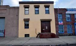 WebID 48123 Run your business immediately! Good Price! A Steal!! Two story building plus basement. Brick Building. Hardwood Floors. Loading Platform. High Amperage. Industrial/Manufacturing. Call Janet for for details!!! 646-660-5453 Building Size 3,750