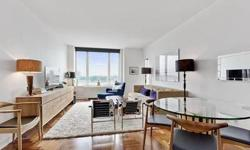 Enjoy all the comforts of trump place in this spacious and elegant 3 beds/two bathrooms home centrally located on the upper west side overlooking the hudson river with river view from every room wall-to-wall windows open onto sunny westerly views hudson