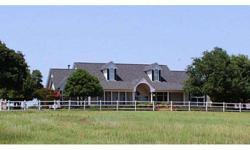 Beautiful ranch offers a 3885 sf main house(3bd-4b) plus 806 sf guest or teens apartment(one bedrooms-one bathrooms-kitchenette) for a grand total of 4 bedrooms-five bathrooms! SHERRI FARRILL is showing 8529 Hub Clark Rd Rd in Pilot Point which has 3