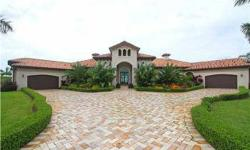 THIS EXQUISITE GATED MEDITERRANEAN STYLE HOME BUILT IN 2008 SITS ON LUSHLY LANDSCAPED 4.77 ACRES. MAIN HOUSE/SMART HOUSE HAS 5/6.5, WITH OFFICE, STATE OF THE ART KITCHEN, BUTLER'S BAR, BILLIARD ROOM W/FULL BAR, MEDIA ROOM, 4-CAR GARAGE, HEATED POOL,
