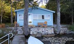 Listing courtesy of the cathy fifield team**207-576-6908 or cathyfifieldteam@kw.com ** completely up-to-date 3-season cottage on pristine, non-commercialized saturday pond. Cathy Fifield is showing 1 Hekawi Trail in Otisfield which has 2 bedrooms / 1