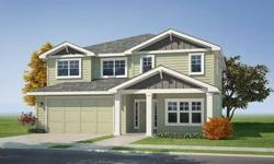 The Redwood, a new construction by Greenstone Homes in Eagle Ridge. Floorplan features 4BD+den/2.5BTH 2-story w/ over 4000 sq ft. Red oak hardwoods throughout main floor. Open kitchen w/ granite,isalnd,SS appliances,2 pantries,gas range,& custom